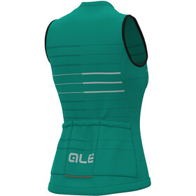 Alé Cycling Solid Ergo Sleeveless Jersey Dame emerald